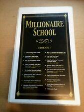 Peak Potentials Training Millionaire School Edition 1  24CD Set