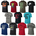 Nike Mens Dri-Fit Athletic T-Shirts - Size M, L, XL, 2XL 25+ Styles - New W/Tags