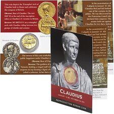 Cluadius-ROMAN COIN Pack-Aureus