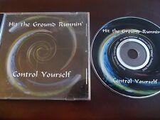 HIT THE GROUND RUNNIN' - CONTROL YOURSELF 2000 CD, Ultra Rare AOR Rock!!!