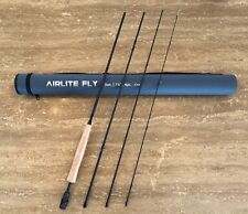 "FLY ROD DELTA AIRLITE V2 7'6"" 3W 4P Lightweight Carbon Nano Fly Fishing Rod"