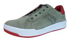 Schuhe für Jungen aus Wildleder mit Schnürsenkeln