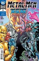 Metal Men #10 Cvr A Shane Davis (2020 Dc Comics)