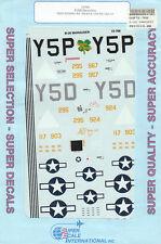 1/72 SuperScale Decals B-26B Marauder 344th 17th BG 72-768