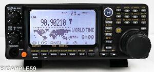 Yaesu VR-5000 Shortwave AM FM VHF UHF SSB Radio Receiver 100 KHz - 2600 MHz