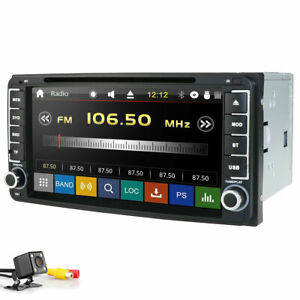 For TOYOTA GPS CAR DVD Player HD Stereo HIACE RAV4 Landcruiser PRADO HILUX