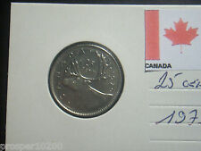 25 cents canada 1979