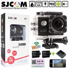 WIFI SJCAM SJ4000 HD 1080P Sports DVR Waterproof Camera Helmet Action CAM Bike