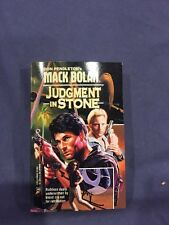 SuperBolan: Judgment in Stone No. 57 by Don Pendleton (1997, Paperback)