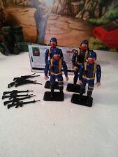 Comic Pack Excl: (4)2004 Cobra Infantry Forces: COBRA TROOPER(v2):100% CP:VHTF!