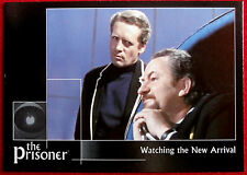 THE PRISONER Auto Series - Vol 1 - WATCHING THE NEW ARRIVAL - Card #39 Cards Inc