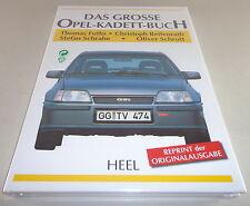 Bildband: Das Grosse Opel Kadett Buch