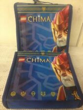 NEW Lot Lego Legends Of Chima Store & Play Zip Case