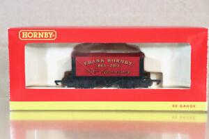 HORNBY R6646 FRANK hornby 150th ANNIVERSARY WAGON BOXED nz