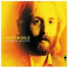 Essential Andrew Gold - Andrew Gold (2011, CD NIEUW)2 DISC SET
