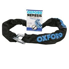 OXFORD NEMESIS ULTRA STRONG CHAIN 1.2M X 16MM HARDENED