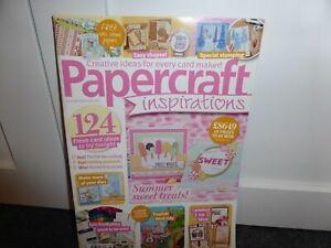 PAPERCRAFT INSPIRATIONS MAGAZINE ISSUE 168