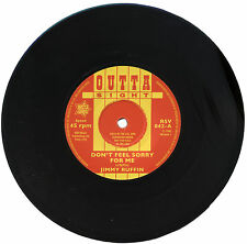 """JIMMY RUFFIN  """"DON'T FEEL SORRY FOR ME""""    EARLY MOTOWN / R&B MONSTER"""