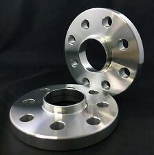2 Pcs Wheel Spacers | 4x100 & 4x108 | 57.1 CB | 14X1.5 Studs | 15MM For VW Audi