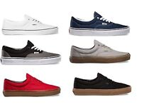 Vans Era Classic Canvas Mens/Womens Skate Shoes