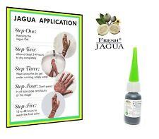 Fresh-Jagua® Tattoo Gel 1/2oz *TOP GRADE PROFESSIONAL DARK STAIN GEL.