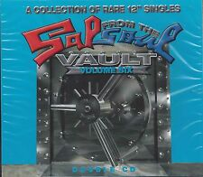 V/a - From The Salsoul Vault Volume 6     2-cd  New cd  Canada import.