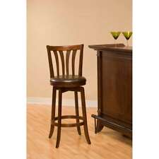 Hillsdale Furniture Savana Swivel Counter Stool, Cherry - 4495-826