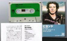 HERB ALPERT Beyond JAPAN CASSETTE TAPE AMC-28001 w/SLIP CASE+INSERT Free S&H/PP