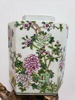 Fine Chinese Famille Rose Porcelain Jar