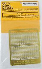 HO Scale Storefront Security Gates (Burglar Bars) Gold Medal Models #87-06
