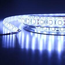 Waterproof 5M 5050 Day White 300 LED Light Flexible Strip Lighting 12V DIY Party