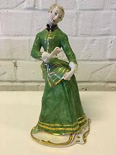 Antique German Nymphenburg Porcelain Bustelli Commedia dell' Arte Figurine Julia