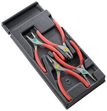 FACOM Modul mit 4 Zangen für Sicherungsringe mit Innen bzw. Außenspannung MOD.PC