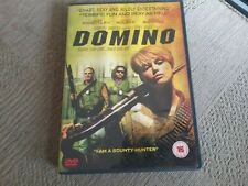 ? Domino (DVD, 2006) freepost in very good condition