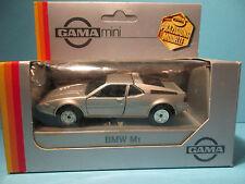 Gama - BMW M1 neu in OVP - 1:43