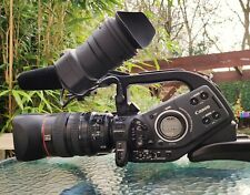 Canon XL-H1 Camcorder HDV + spare wide-angle lens