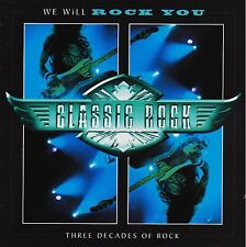 Classic Rock: We Will Rock You. Three Decades Of Rock DEEP PURPLE FREE TIME LIFE