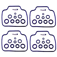 4x Vergaser Reparatursatz für Honda CB450S CBX550F CBX650E CBX750F CB750SF CB CB