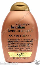 Organix Beauty Pure Ever Straight Brazilian Keratin Smooth Conditioner 385 ml