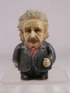 Harmony Kingdom / Ball Pot Bellys / Belly 'Albert Einstein' #PBHAE New In Box