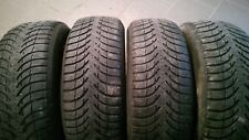 4x Michelin Alpin A4 195/65 R15 91T M+S DOT4011 profil 4mm