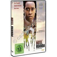 DVD: HOTEL RUANDA - Eine wahre Geschichte - Bürgerkrieg Ruanda 1994 *NEU* °CM°