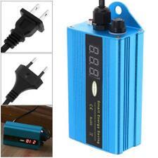 AC 90-265V LED Power Saver Energy Saving Box Electricity Killer Up to 35% 50KW
