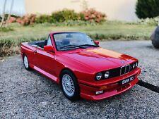Otto Mobile 1:18 - BMW E30 M3 Cabriolet - OT077 Otto Models @ 320i 325i