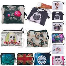 Fashion Ladies Mini Wallet Zipper Card Holder Coin Purse Key Small Bag Handbag