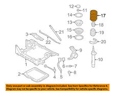 BMW OEM 07-08 328xi Front Suspension-Coil Spring 31336769915