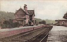 More details for coalport near ironbridge. railway station.