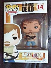 Funko Pop! Televison AMC The Walking Dead #14 DARYL DIXON Brand New in Box