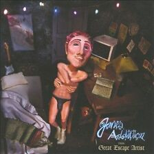 The Great Escape Artist Jane's Addiction CD Sealed ! New ! 2011