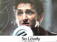 SEAN PENN PHOTO EXPLOITATION LOBBY CARD SHE'S SO LOVELY